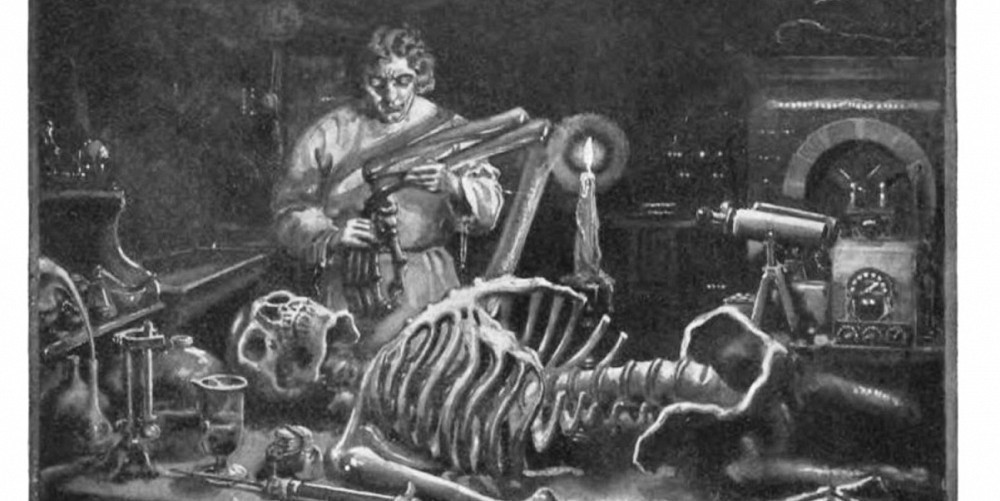 Lunch-time Talk: Frankenstein - elizabethgaskellhouse.co ...